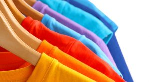 Color de la ropa