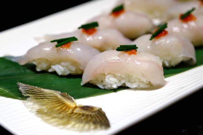 Los rollos de sushi más extraños e interesantes