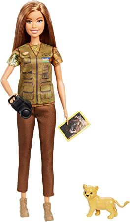 barbie fotógrafa