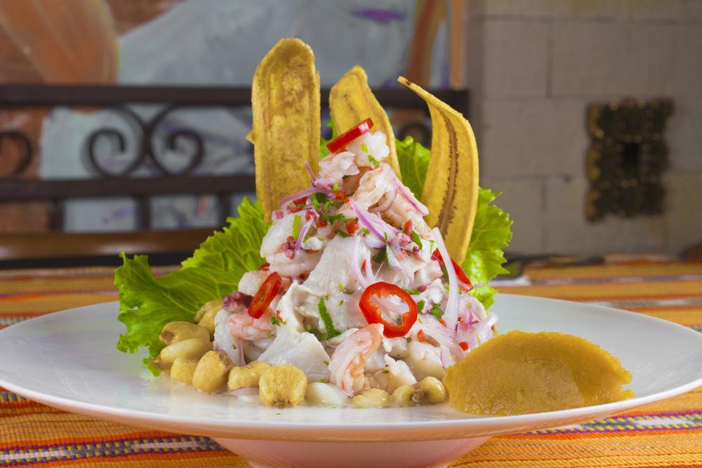 Platillos del Perú _ ceviche