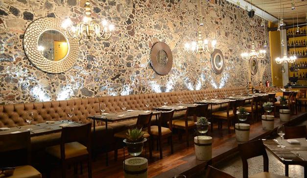 limosneros_ restaurante romántico de la CDMX