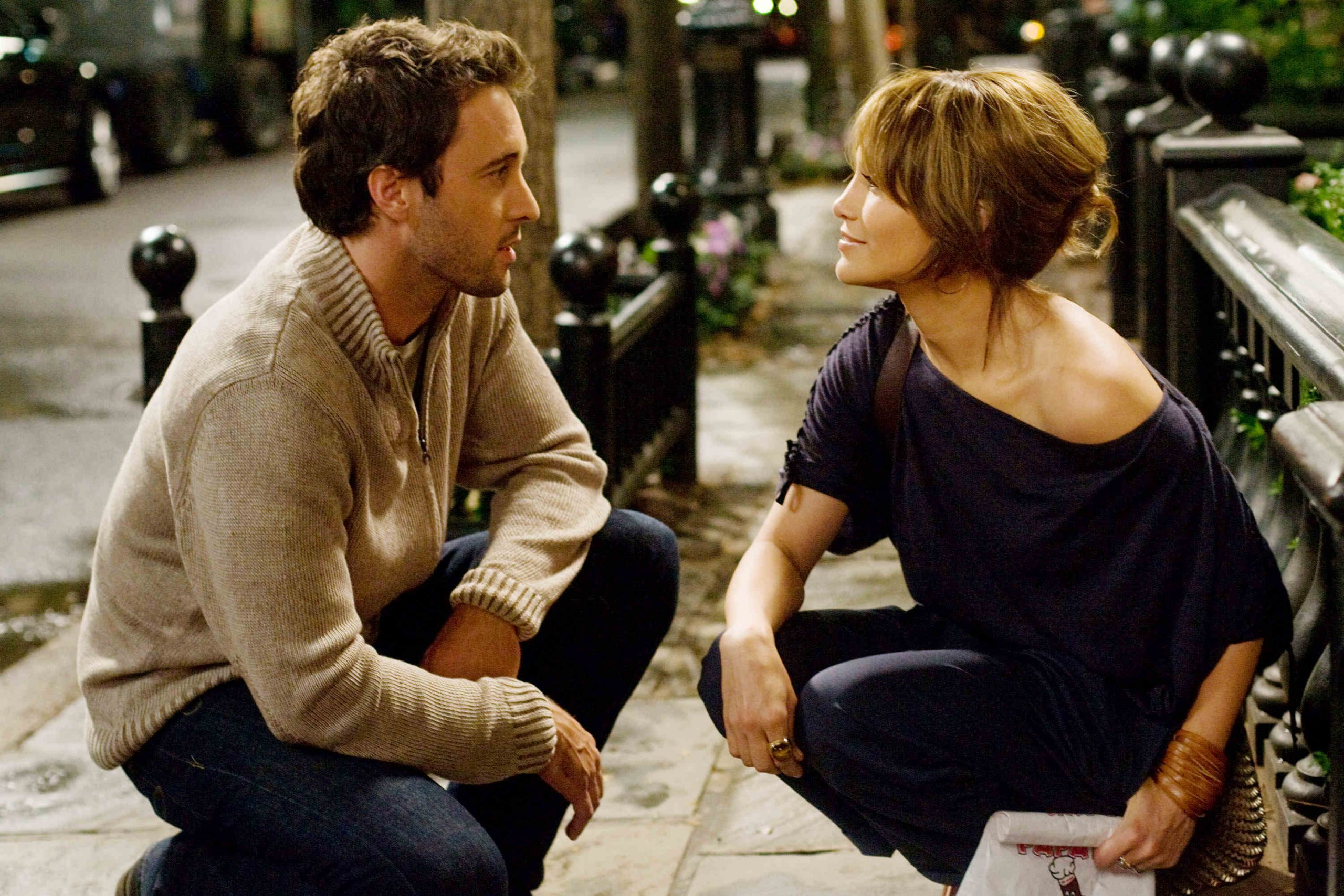 Los mejores encuentros románticos en el cine
