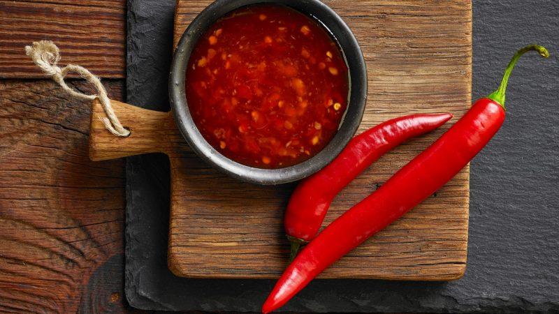Condimentos de la comida mexicana